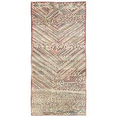 Vintage Turkish Anatolian Carpet