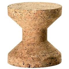 Vitra Model A Cork Stool by Jasper Morrison