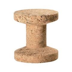 Vitra Model B Cork Stool by Jasper Morrison