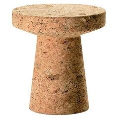 Vitra Model C Cork Stool by Jasper Morrison
