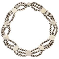 William Spratling Sterling Silver Necklace