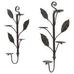 Wrong Iron Hanging Plant Stands