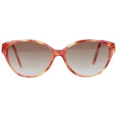 Yves Saint Laurent Vintage Brown Mint Sunglasses Mod. Tohas 920 56mm