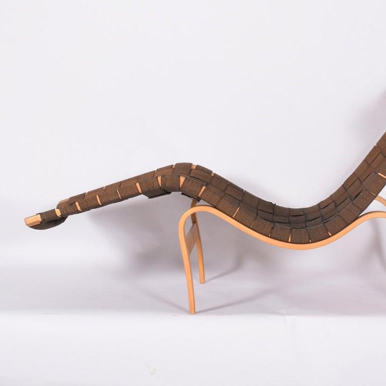Scandinavian Modern #36 Bruno Mathsson Chair for Karl Mathsson For Sale