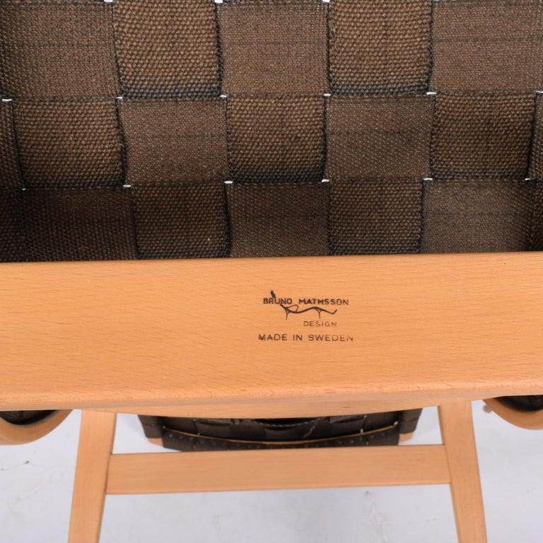 Plywood #36 Bruno Mathsson Chair for Karl Mathsson For Sale