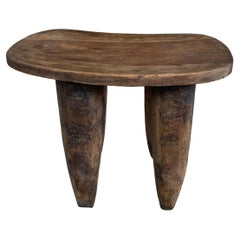 Senufo Side Table or Stool from the Ivory Coast