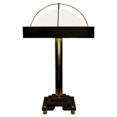 "Art Donovan, ""Salon"" a Modernist, Bauhaus-Inspired Table Lamp"