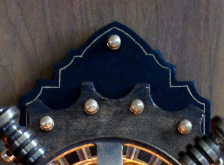 Art Donovan / Steampunk Wall Lamp