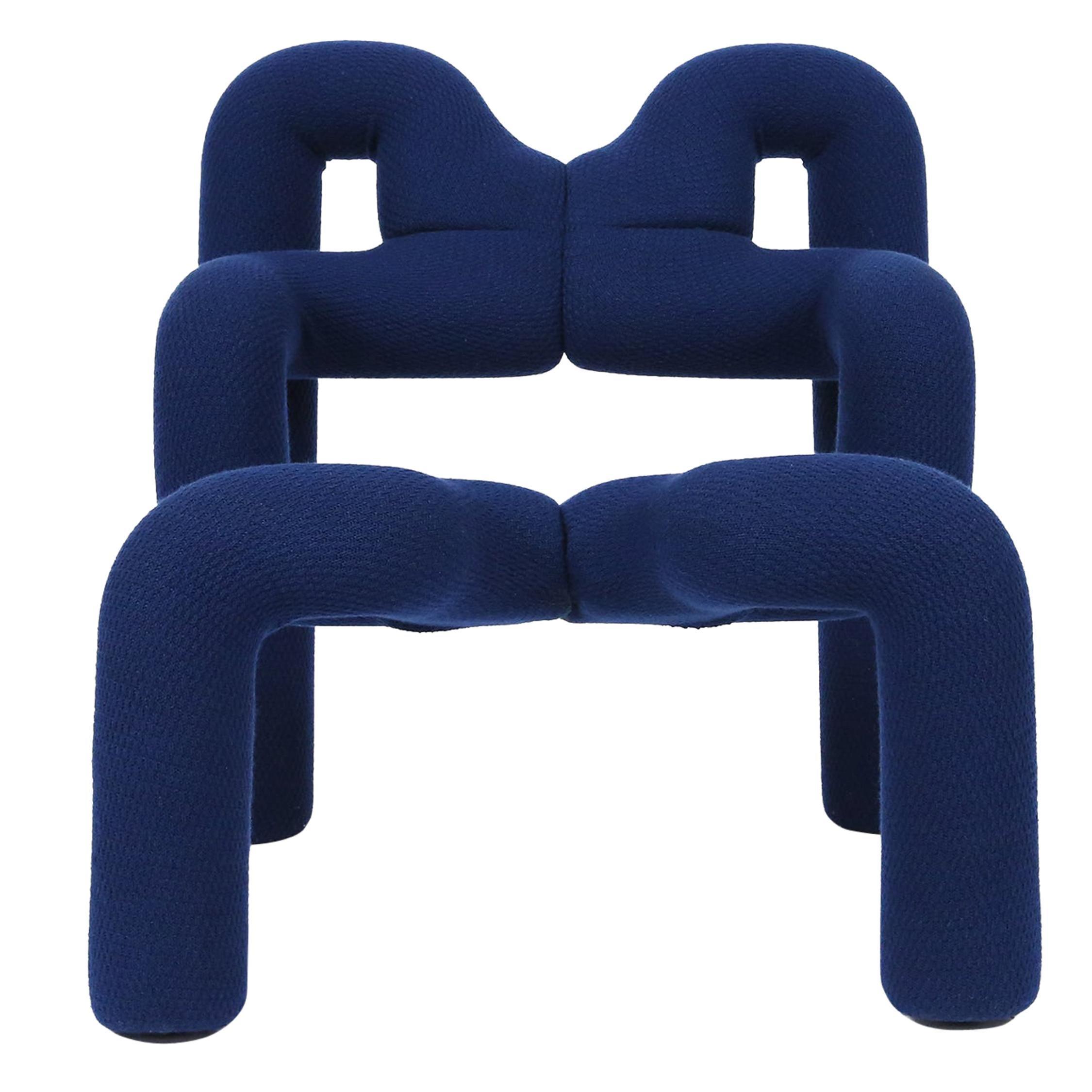 """""""Ekstrem"""" Sculptural Chair by Terje Ekstrom Made in Norway"""