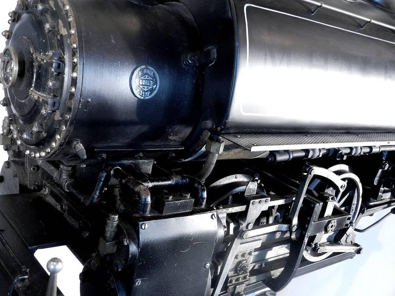 0-4-0 Industrial Tank Live Steam Railroad Engine For Sale 1