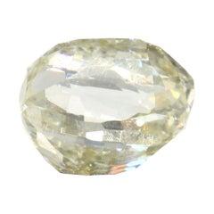0.45 Carat Cushion Double Rose GIA Certified VS2 S to T Diamond
