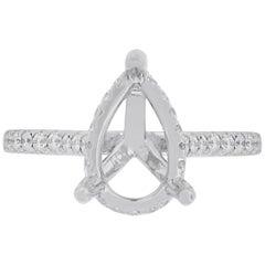 0.48 Carat Diamond Ring Mounting