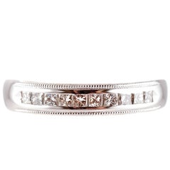 0.50 Carat White Gold Diamond Ring