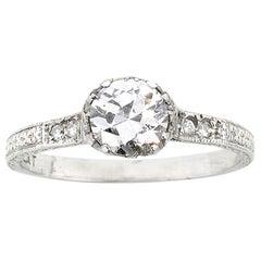 0.62 Carat Diamond Ring