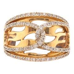 0.64 Carat Diamond Ring