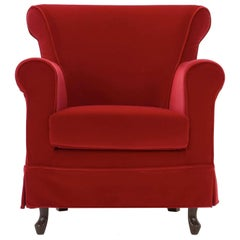 070 Red Armchair