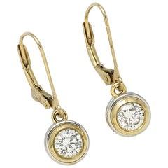 0.85 Carat 18 Karat Gold Diamond Award Winning Design, Gold, Ben Dannie