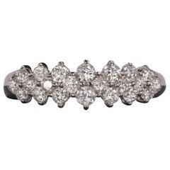 0.90 Carat Diamond Cocktail Ring