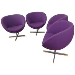 1 1960s Planet Chair by Sven Ivar Dysthe for Fora Form