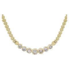 1 Carat Diamond Necklace