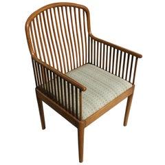 1 Davis Allen for Knoll Oak Exeter Dining Chair
