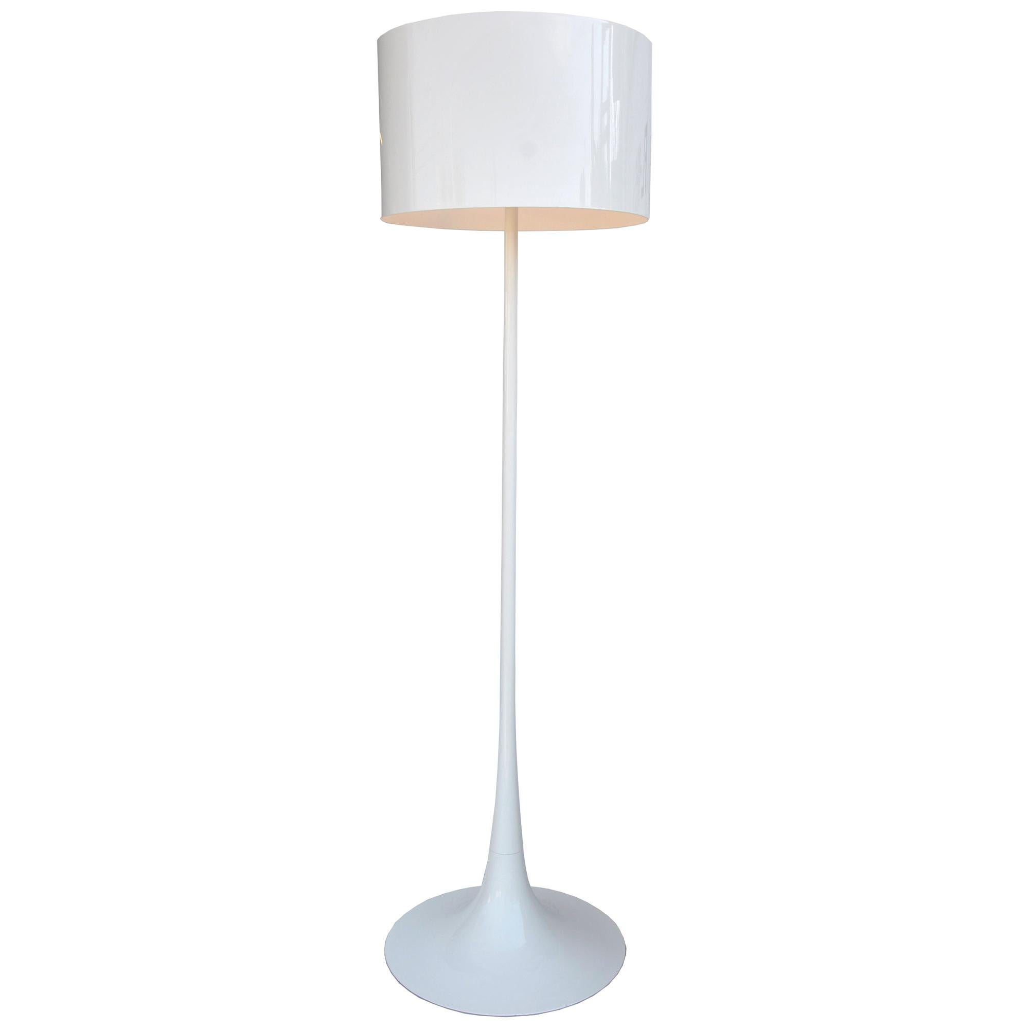 1 Flos Spun Light Floor Lamp by Sebastian Wong