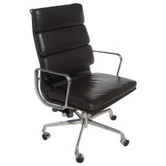 1 Herman Miller Eames Executive Soft Pad Chair with Five Star Base