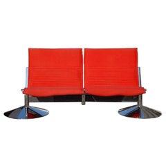 1 Klaus Franck & Werner Sauer Two Seat Sofa