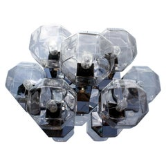 1 of 11 Cluster Motoko Ishii with 7 Sconce, Germany, 1974