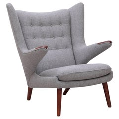 Hans Wegner AP19 Papa Bear Chair for A.P. Stolen