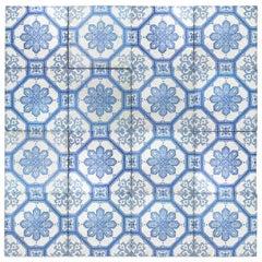 1 of the 100 Art Deco Tiles by Boch Freres, La Louvière, 1920's