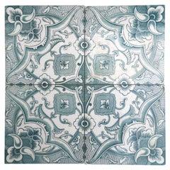 1 of the 150 Art Deco Tiles by Boch Freres, la Louvière, 1920's