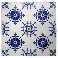 1 of the 150 Glazed Relief Tiles, S.A. Produits Ceramiques de la Dyle, 1930s