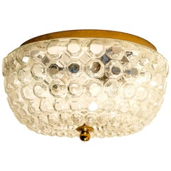 1 of the 2 Bubble Flushmounts or Wall Sconces by Limburg, 1960s