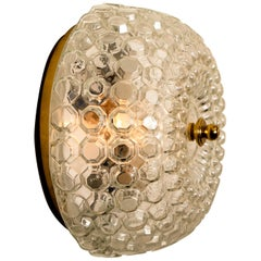 1 of the 22 Bubble Flush Mounts/Wall Sconces by Limburg, 1960s