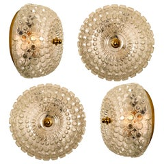 1 of the 4 Bubble Flushmounts/Wall Sconces by Tynell, 1960s