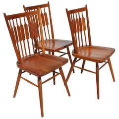 1 Vintage Mid-Century Modern Drexel Declaration Dining Chair by Kipp Stewart