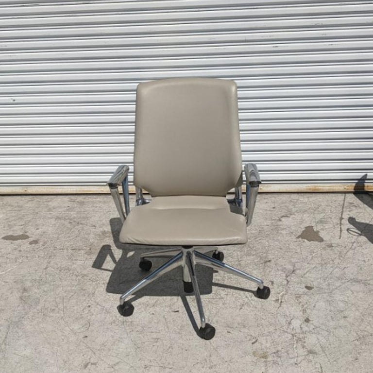 European 1 Vitra Meta Conference Chair by Alberto Meda 12 Available For Sale