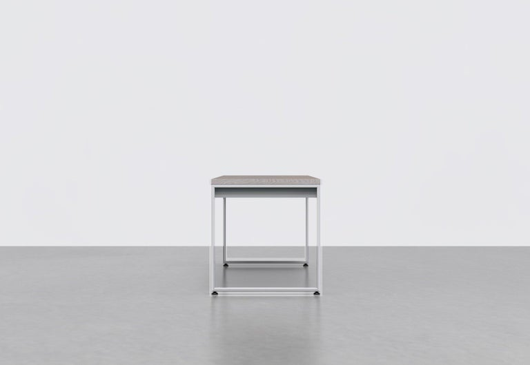 1 X 1 Bench In White Washed Ash For Sale At 1stdibs