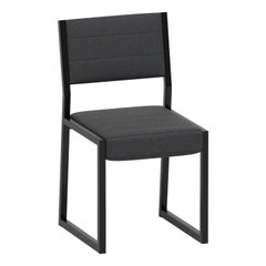 1 x 1 Upholstered Chair, Shadow Canvas