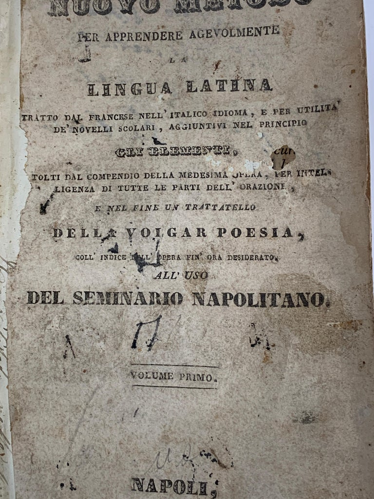 10 Early Vellum Books For Sale 12