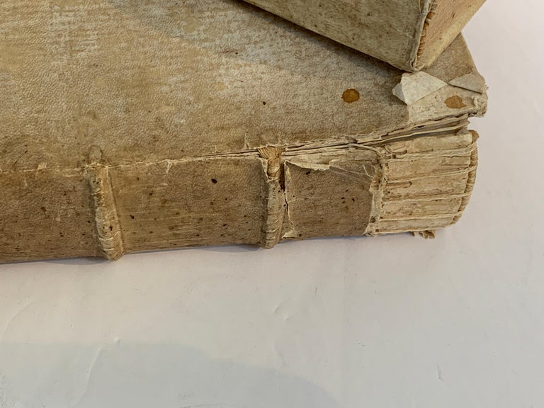 10 Early Vellum Books For Sale 1
