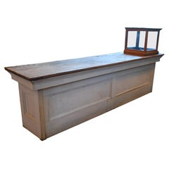 Mercantile Original General Store Shop Counter Bar