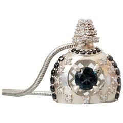 10 Karat, Henri IV Dudognon Heritage Cognac Grande Champagne Pendant