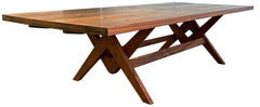 Pierre Jeanneret Committee Table in Solid Teak