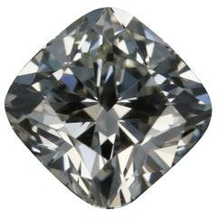 1.00 Carat Cushion Cut Diamond GIA Loose Solitaire