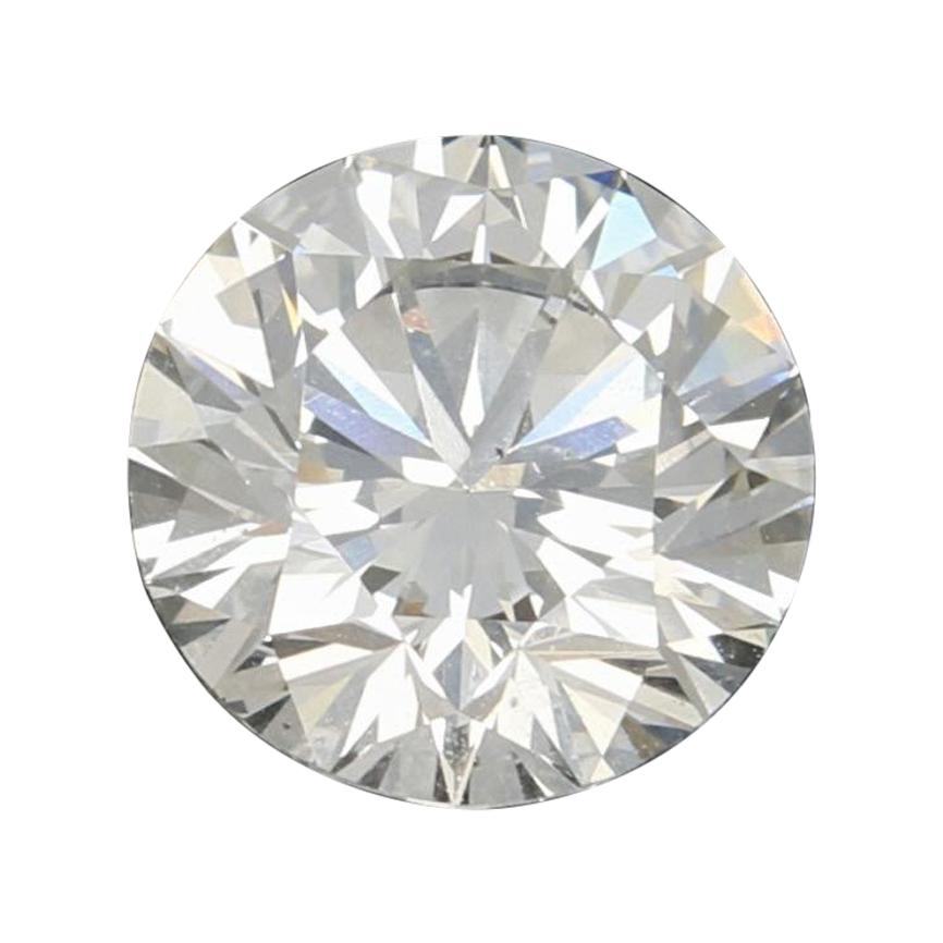 1.00 Ct Loose Diamond, Round Brilliant Cut GIA Graded Solitaire Very Good SI2 H