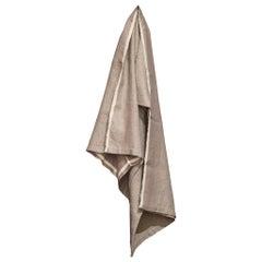 100% Linen Waffle Throw/Blanket by Fog Linen Work