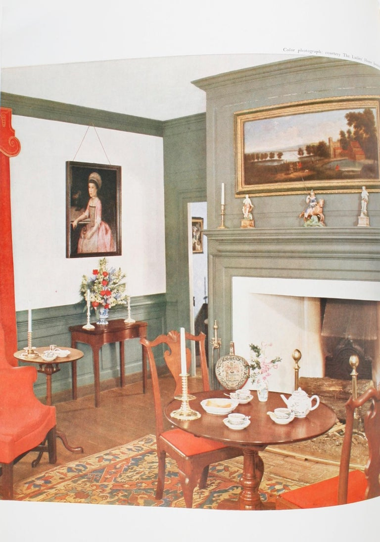 100 Most Beautiful Rooms in America by Helen Comstock For Sale 5