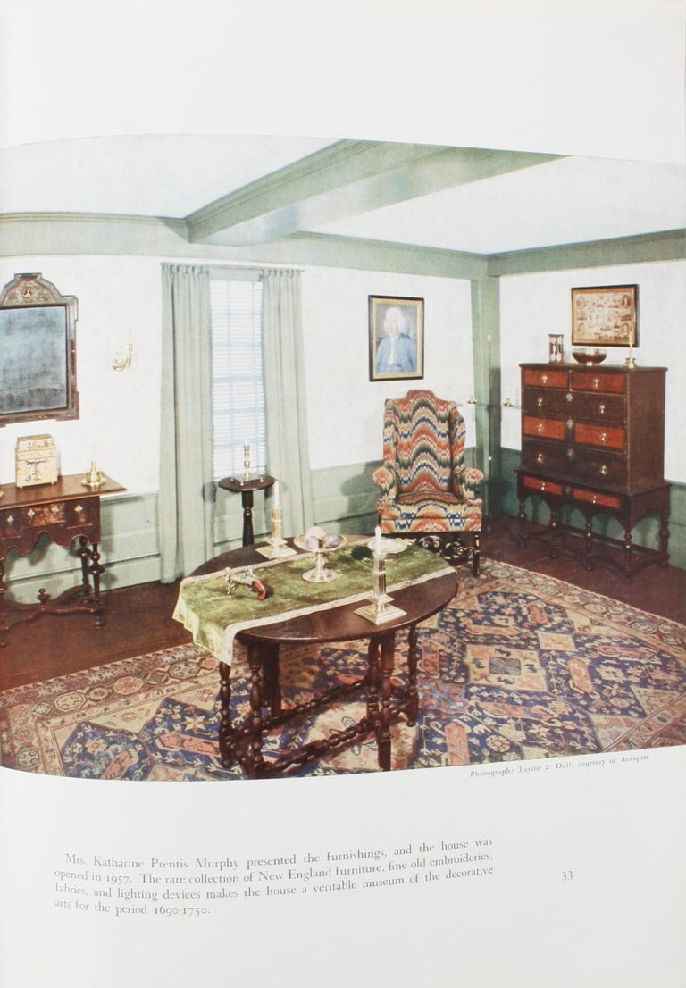100 Most Beautiful Rooms in America by Helen Comstock For Sale 7